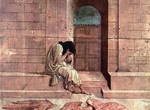 ΠΟΙΕΣ ΕΙΝΑΙ ΟΙ ΠΡΑΓΜΑΤΙΚΕΣ ΑΜΑΡΤΙΕΣ ΤΟΥ ΑΝΘΡΩΠΟΥ, ΓΙΑ ΤΙΣ ΟΠΟΙΕΣ ΟΦΕΙΛΕΙ ΝΑ ΜΕΤΑΝΟΗΣΕΙ?