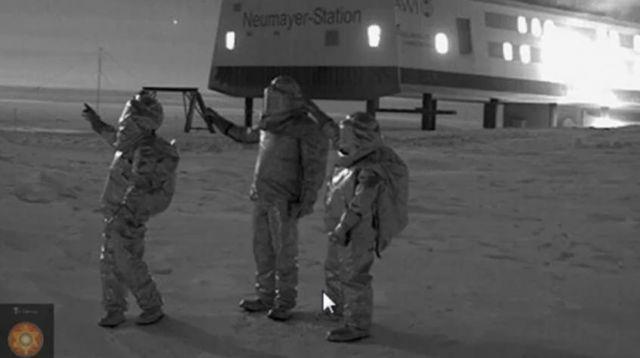 Antarctic discovery