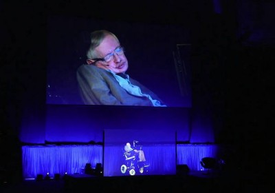 S. Hawking