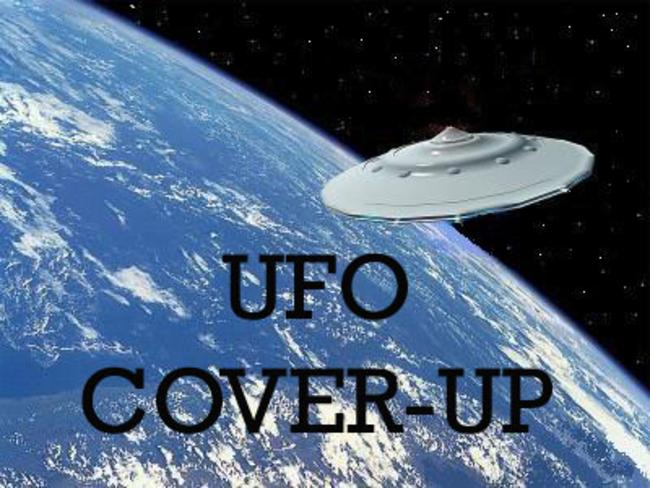 The UFO Cover-Up