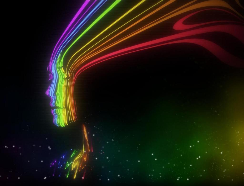 visual spectrum