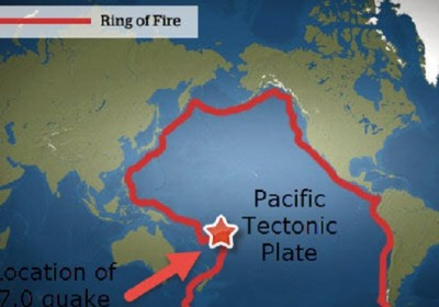 Earthquake ring of fire2