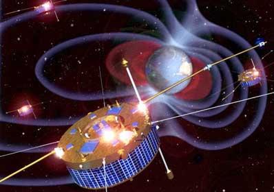 ενεργειακές πύλες στο μαγνητικό πεδίο της γης