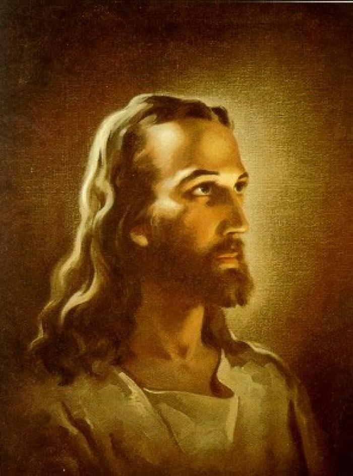 Ιησούς, Χριστός, προσευχή,