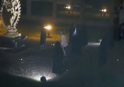 Human Sacrifice Footage At Nuclear Facility Probed