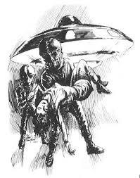 aliens-abduction, απαγωγές εξωγήινων, Οι εξωγήινοι τρέμουν το όνομα του Ιησού Χριστού, απαγωγές ακυρώνονται με την επίκληση του Ιησού Χριστού,