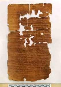 gospel-judas-140405, ευαγγέλιο Ιούδα, αρχαία κείμενα, αρχαία χειρόγραφα,