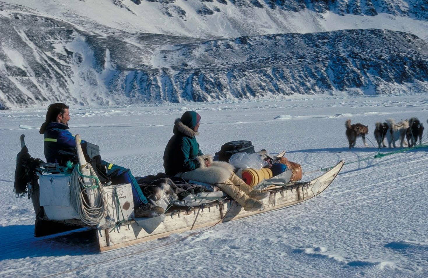inuit-elders, Εσκιμώοι Inuit,