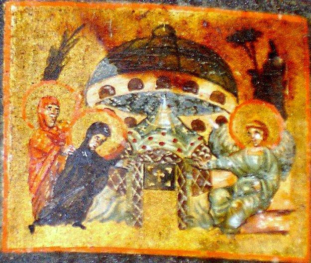 316761_956163, UFO σε τοιχογραφίες, UFO και Χριστός, Αγγελική Αναγνώστου, Αντέχεις την Αλήθεια, το χρονικό της αιχμαλωσίας, το τελευταίο κάλεσμα, υπερσύμπαντα, υπερσύμπαν,