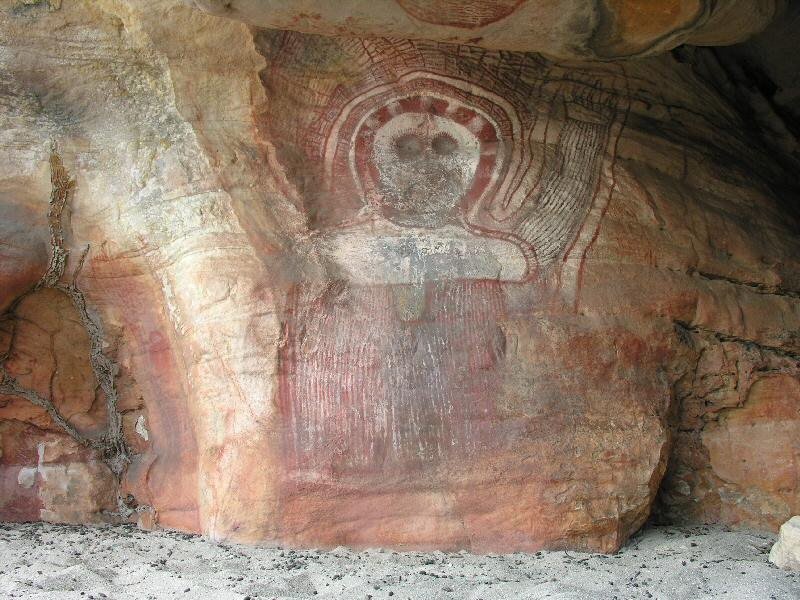 Wandjinas-8, εξωγήινοι και UFO σε βραχογραφίες, Wandjinas, Αυστραλία,