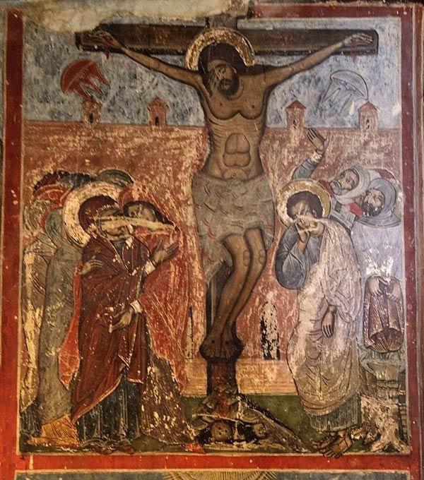 art14, UFO σε τοιχογραφίες, UFO και η σταύρωση του Χριστού, Αγγελική Αναγνώστου, Αντέχεις την Αλήθεια, το χρονικό της αιχμαλωσίας, το τελευταίο κάλεσμα, υπερσύμπαντα, υπερσύμπαν,