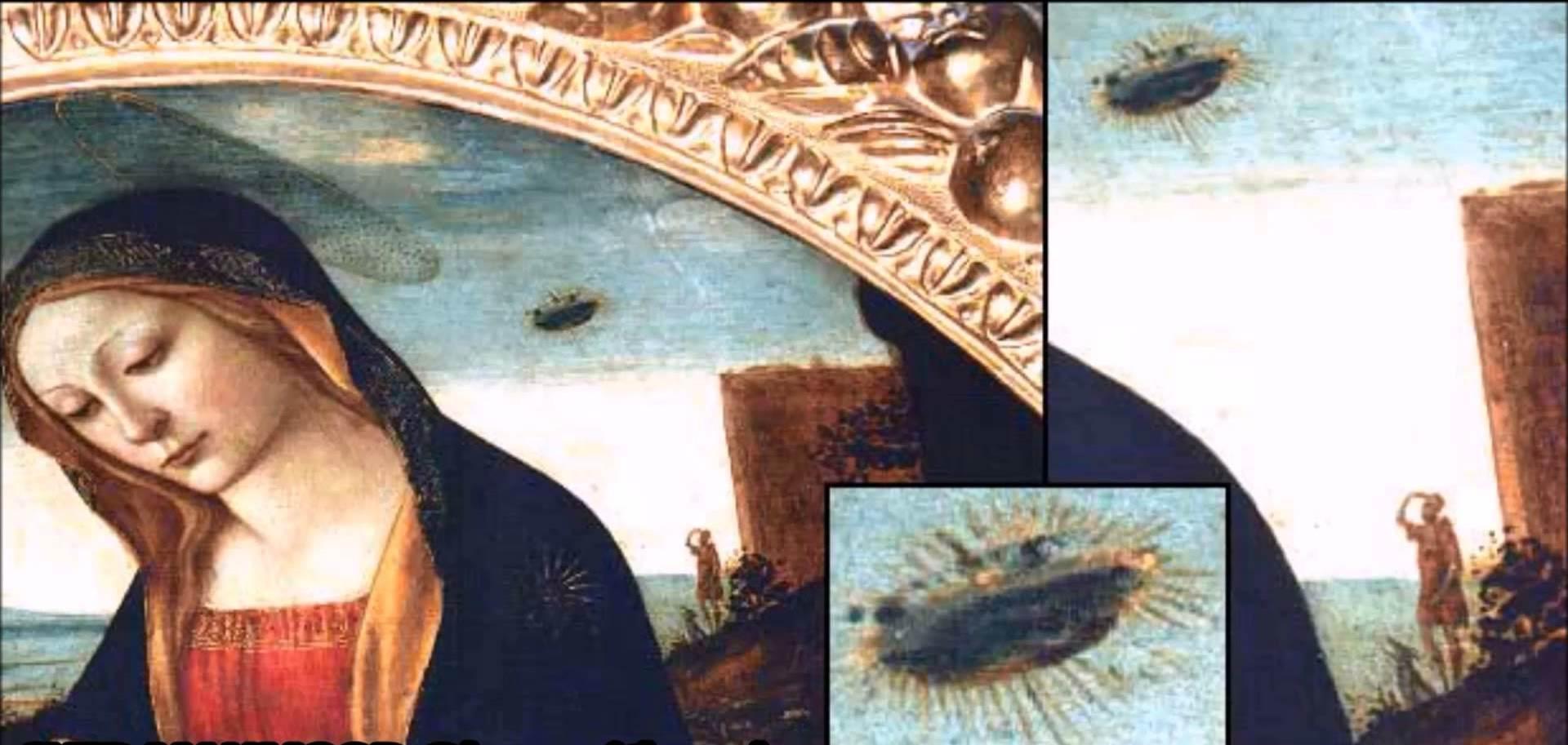 maxresdefault (2), UFO σε πίνακες της Αναγέννησης και του Μεσαίωνα
