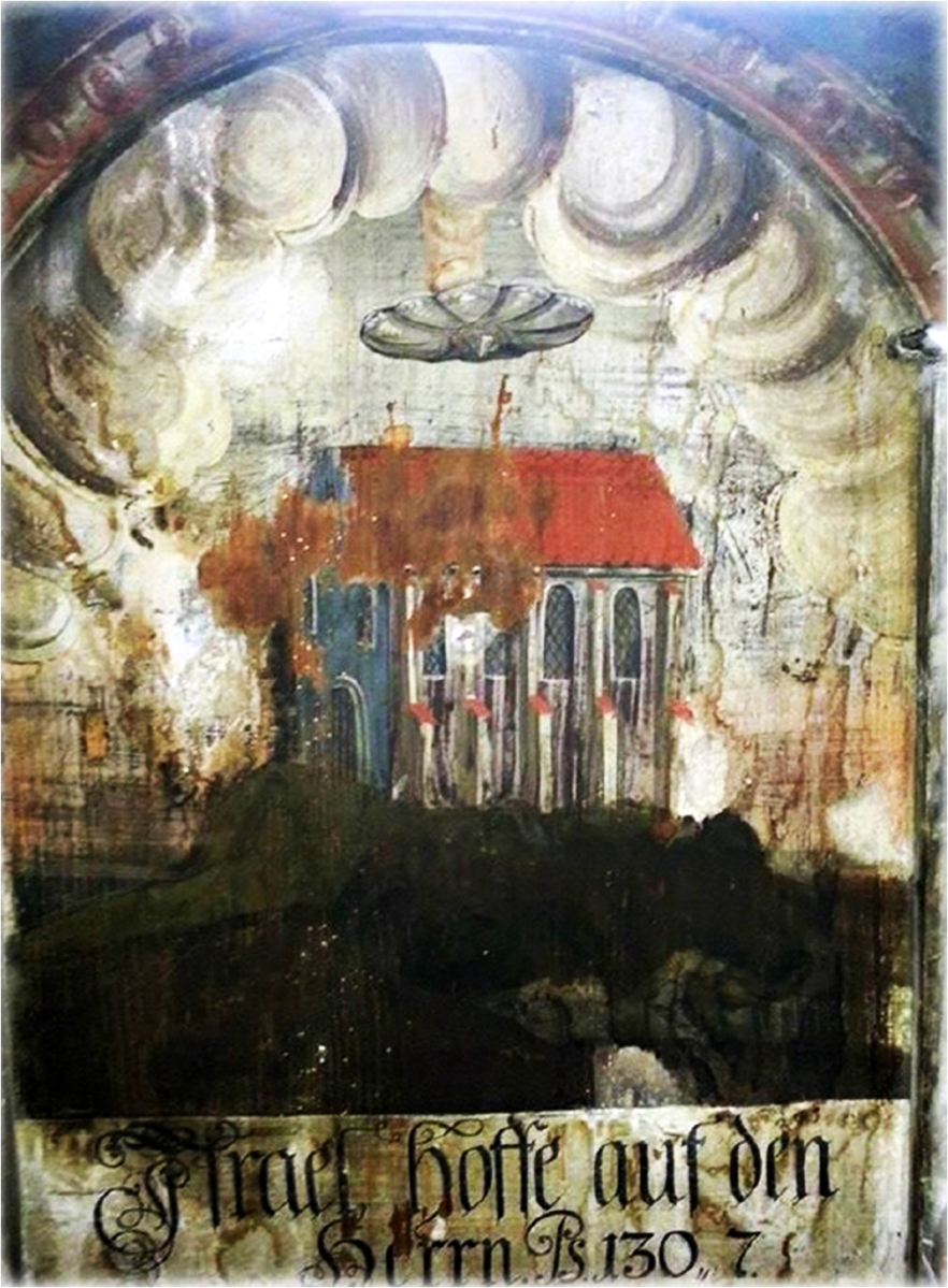 romanian-sighisoara-biserica-manastirii-panting-tile
