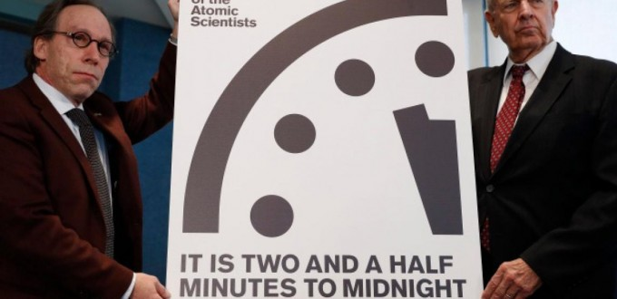 doomsday clock_two and a half minutes to midnight