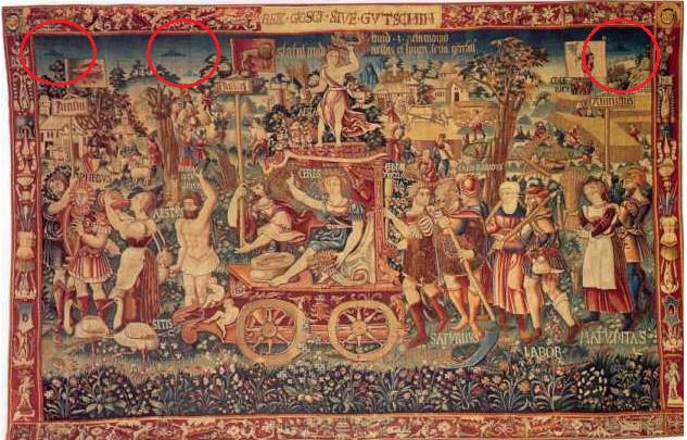 nso-senoveje tapiseri
