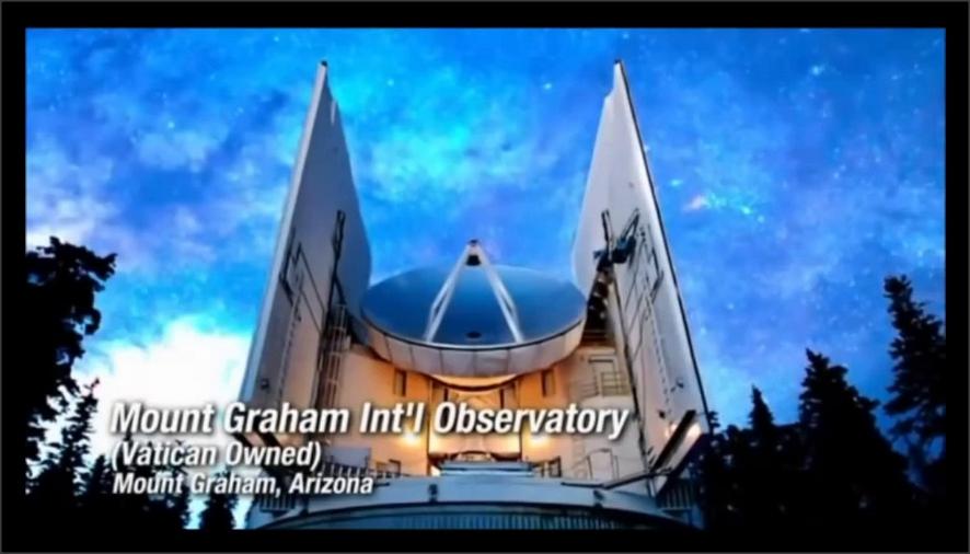 Mount.Graham.Observatory