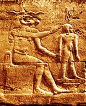 khnum-potters-wheel