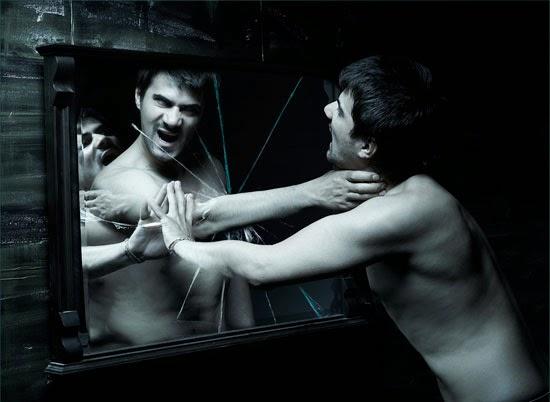 Τι Σημαίνει ότι ο άλλος είναι ο Καθρέφτης του εαυτού μου;